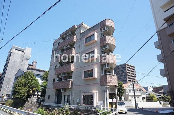 熊本県熊本市中央区水前寺1丁目の賃貸マンション