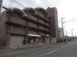 パレス西賀茂[3階]の外観