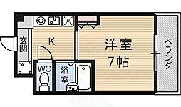 藤森駅 4.5万円