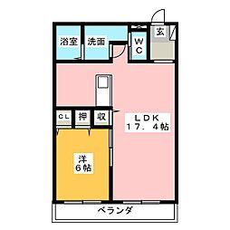 手力駅 5.5万円