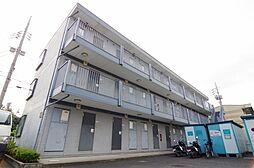 レオパレスシャルマン北越谷[1階]の外観