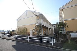 広島県広島市西区山手町の賃貸アパートの外観