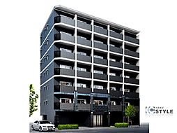 分譲ベラジオ京都洛南II[301号室]の外観