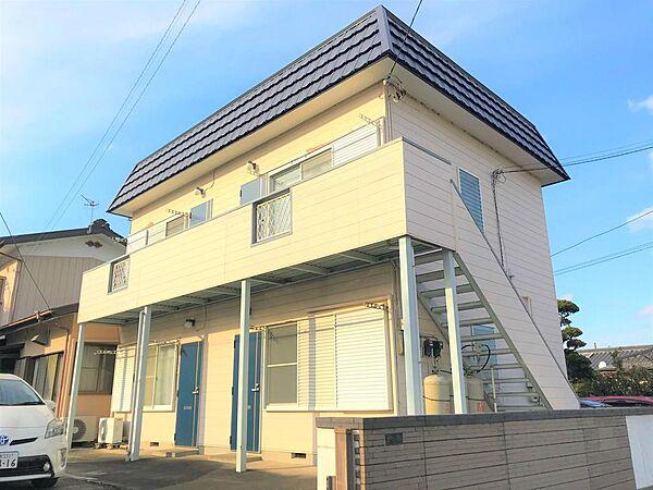 コーポ水島 2階の賃貸【神奈川県 / 平塚市】