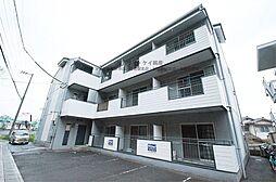 プレアール笹沖[3階]の外観
