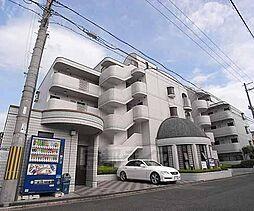 京都府京都市南区唐橋平垣町の賃貸マンションの外観