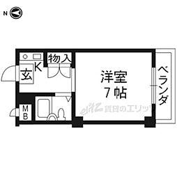 京都地下鉄東西線 東野駅 徒歩30分