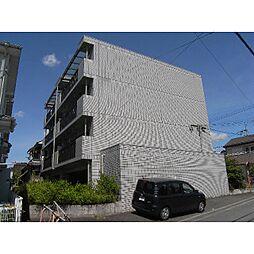 奈良県生駒郡斑鳩町法隆寺南3丁目の賃貸マンションの外観