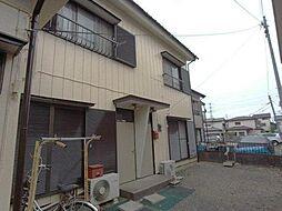細井ハイツ[203号室]の外観