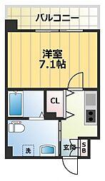 JPレジデンス大阪城東II[5階]の間取り
