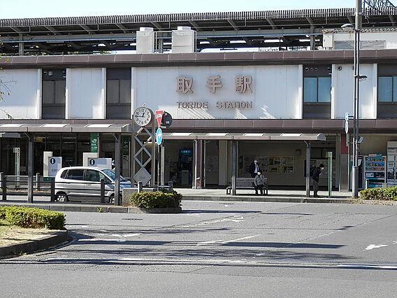 JR常磐線(取...