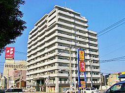 ライオンズマンション黒崎[4階]の外観