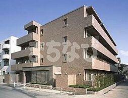 千葉県市川市末広2の賃貸マンションの外観
