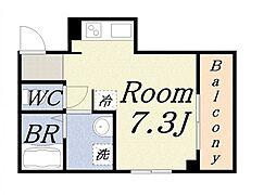 ドームII[7階]の間取り