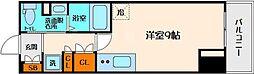 コンフォリア江坂[12階]の間取り