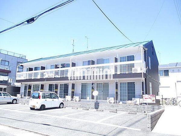 レオパレスエスポアール砂口 2階の賃貸【愛知県 / 名古屋市南区】