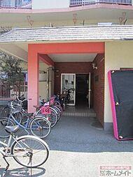 帝塚山スカイマンション[3階]の外観