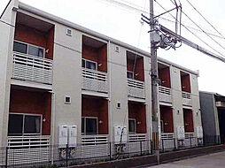 JR片町線(学研都市線) 徳庵駅 徒歩12分の賃貸アパート