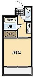 オグラヒルズIII[203号室]の間取り