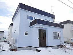 [一戸建] 北海道札幌市北区新琴似一条3丁目 の賃貸【北海道 / 札幌市北区】の外観