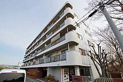レオハイム木屋[4階]の外観