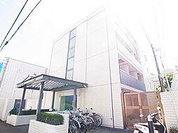 東京都町田市玉川学園2の賃貸マンションの外観