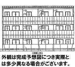 仮)D−room宮内4丁目[1階]の外観