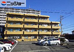 サンパーク上新[3階]の外観