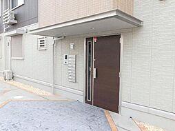 ルアナ姉崎[1階]の外観