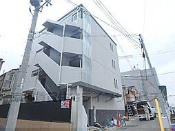 A-mon太秦天神川[4階]の外観