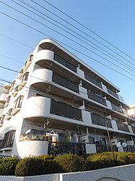 埼玉県朝霞市北原1丁目の賃貸マンションの外観
