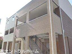 大阪府堺市北区金岡町の賃貸アパートの外観