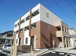 大阪府堺市西区浜寺石津町東5丁の賃貸アパートの外観