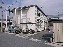 レオパレスレグルス[1階]の外観
