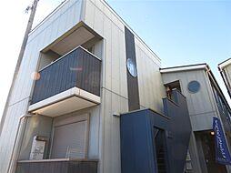 ヴィーブリアン松戸B[2階]の外観