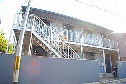 京都府京都市左京区聖護院西町の賃貸アパートの外観