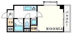CLプレース[2階]の間取り