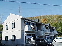 兵庫県姫路市白浜町甲の賃貸アパートの外観