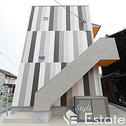 愛知県名古屋市中村区塩池町1の賃貸アパートの外観