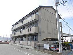 和歌山県和歌山市小雑賀の賃貸マンションの外観
