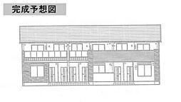 Lien Kurinoki B[202号室]の外観