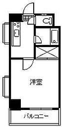 柳丸コーポ 北棟[309号室]の間取り