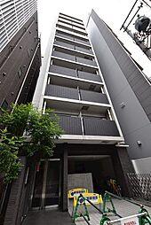 フレアコート北浜[7階]の外観