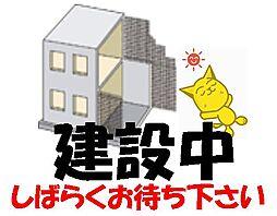 新潟県新潟市北区嘉山の賃貸アパートの外観