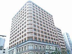 アイビースクエアマンション[13階]の外観