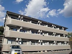 レジデンス山崎[2階]の外観