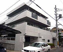 京都府京都市左京区聖護院中町の賃貸マンションの外観
