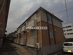 RupiahII[1階]の外観