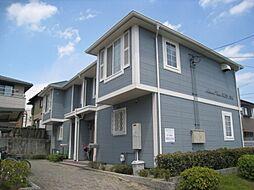 大阪府四條畷市田原台4丁目の賃貸アパートの外観