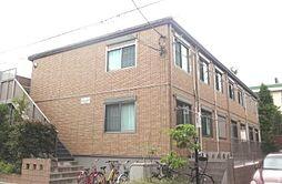 東京都中野区上高田4丁目の賃貸アパートの外観